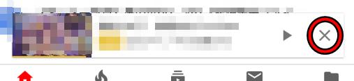 youtube ミニ プレーヤー 無効